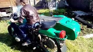 Обзор на мотоцикл ,,УРАЛ,,(В этом видео краткий обзор мотоцикла. Но если это видео наберет 10 лайков то будет полный обзор. что конкретн..., 2016-06-12T19:34:41.000Z)
