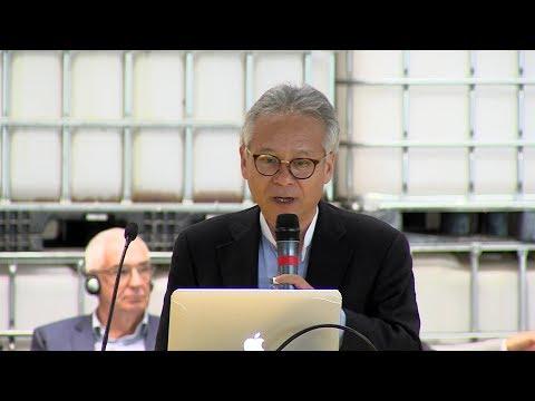 Future in a Nutshell - Hiroshi Ishii (JP/US): IoT (Internet of Things)