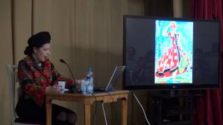 Валентина Ходасевич: театральный костюм и модные тренды | Театр и мода. Диалог искусств | Лекториум