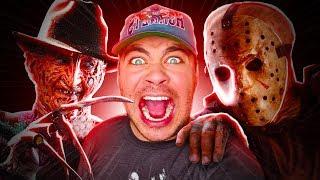 15 FILMES QUE DAVAM MUITO MEDO! Especial Halloween!