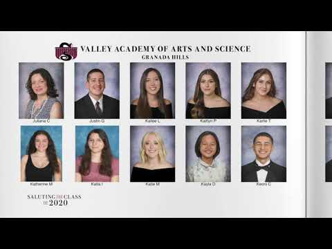 Saluting the Class of 2020 -- Valley Academy of Arts and Sciences