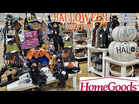 HOMEGOODS HALLOWEEN HUNTING * COME WITH ME 2019