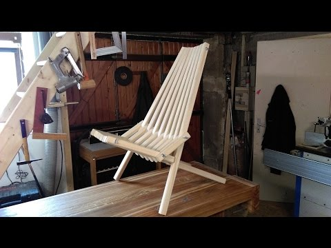 fabrication d 39 une chaise kentucky build a kentucky stick