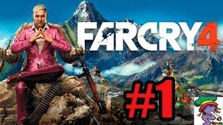 Far Cry 4 - Introduccion - Empezamos - Gameplay Español HD - Parte 1