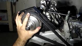 Ремонт двигателя Audi A6 2.6 ABC Киев