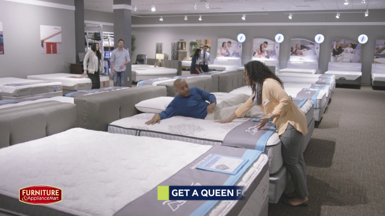 Furniture Appliancemart New Now Wow Mattress Sale Youtube