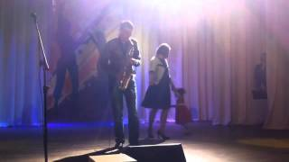 Hit the road jack sax cover