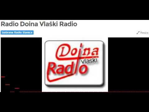 Radio Doina Vlaški Radio - Vlaške Radio Stanice - Vlaška Muzika