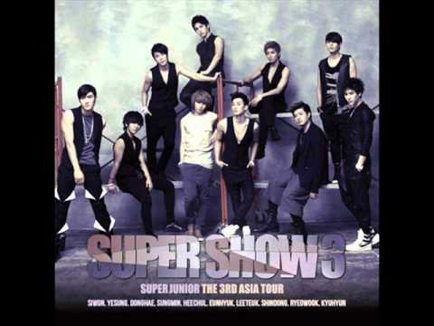 [FULL AUDIO] Super Show 3 Live CD: Eunhyuk and Donghae - I Wanna Love You (studio version)
