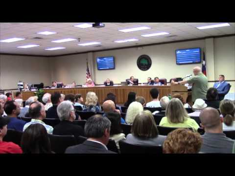 Video - League City, TX illegal Immigration Speakers July 8, 2014