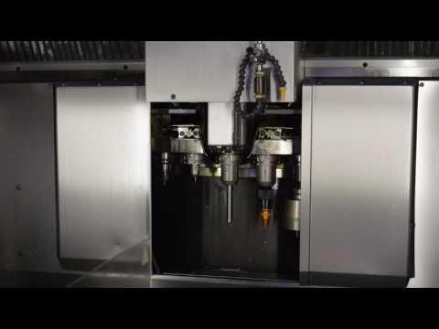 A ferramenta limpeza CLEANER modelo Stick da AMF, para máquinas CNC