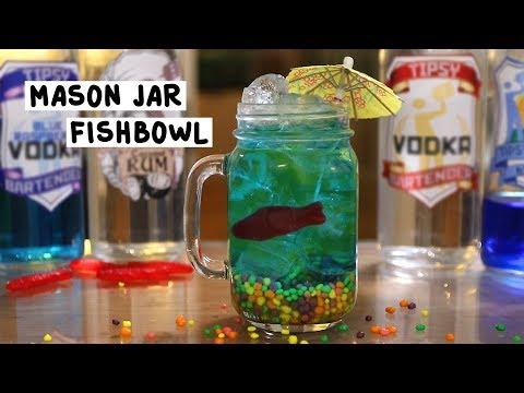 Mason Jar Fishbowl