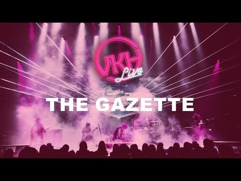 VKH Live - the GazettE: 2019 World Tour, 2018 Recap, and More!