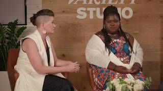 Gabourey Sidibe says self doubt was her biggest barrier in directing