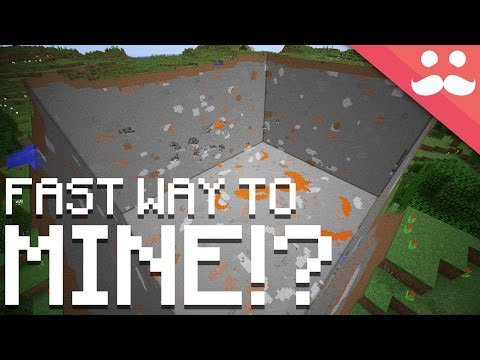 What's The Fastest Way To Mine In Minecraft?