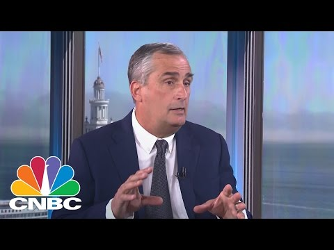Intel CEO: Growth Business | Mad Money | CNBC