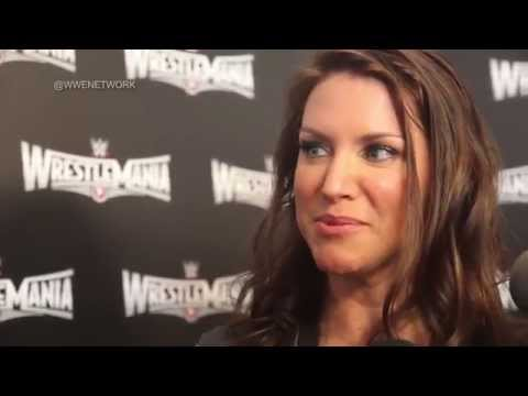Stephanie McMahon on Sting, Triple H, WWE Network, Wrestlemania 31