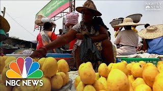 Black Americans Explore African Roots In Ghana | NBC Nightly News