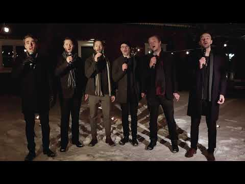 Gold Town Singers - Hark! The Herald Angels Sing (Take 6 cover)