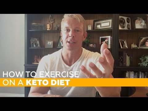 How To Exercise On A KETO Diet