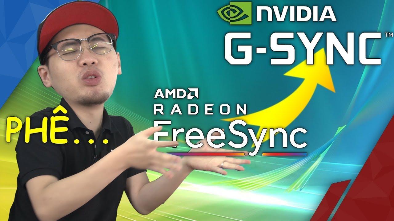 """""""Nâng Cấp"""" Màn Hình Free-Sync Thành G-Sync QUÁ LÀ DỄ!"""