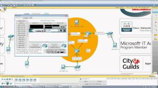 CCNA:LAB No# 7 OSPF with static and Default Routes Configuration