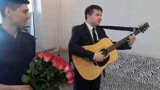 Музыкант на праздник Уфа, живая открытка Уфа,(, 2015-06-08T17:04:21.000Z)