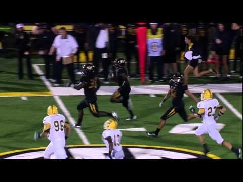 Memorable Moments at Faurot Field:  Marcus Murphy Punt Returns vs. SELA