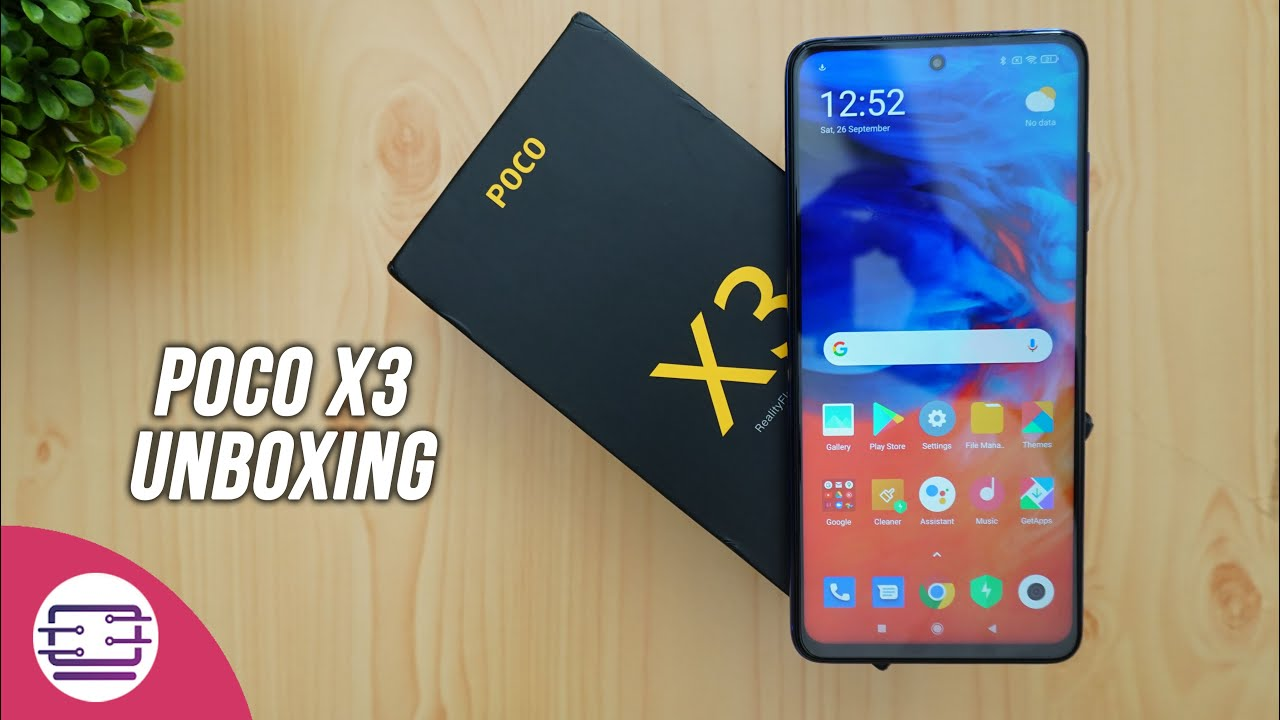 Poco X3 Unboxing and First Impressions, Camera Samples and Features
