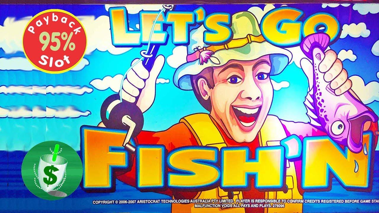 Gone Fishing Slot Machine Game