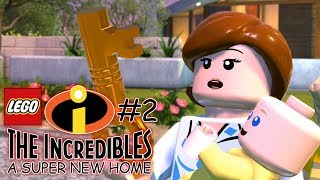 LEGO Incredibles Game Part 2 - A SUPER NEW HOME UK Exclusive