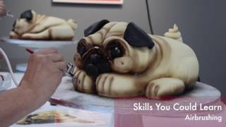 how to make a sugar paste face