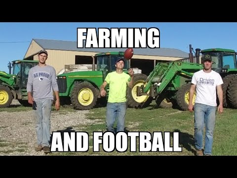 """""""Farming and Football"""" (OFFICIAL MUSIC VIDEO) - Peterson Farm Brothers"""