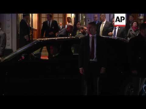 Kerry, Omani FM arrive for Syria talks