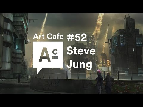 Art Cafe #52 - Steve Jung