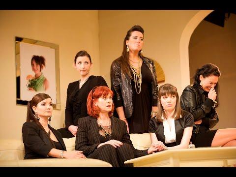 The House of Bernarda Alba - Scottish tour trailer 2009
