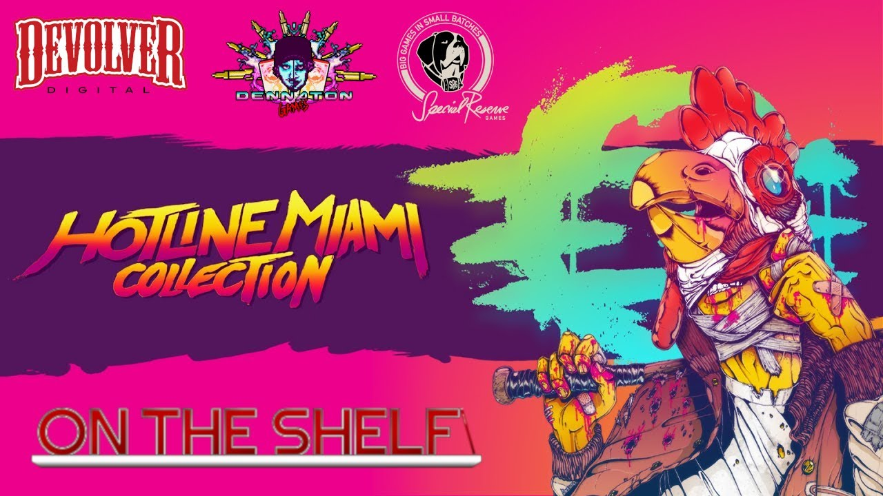One-Shot 011 - Hotline Miami Spotlight