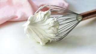 swiss meringue recipe