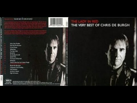 Chris de Burgh - The Lady In Red   The Very Best Of - 2000