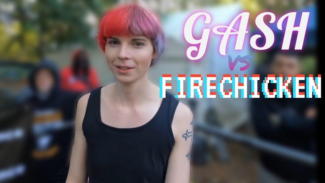 Download FIRECHICKEN vs GASH (sparring)
