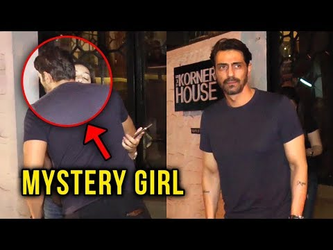 Arjun Rampal SPLIT? Dinner Date With Mystery Woman