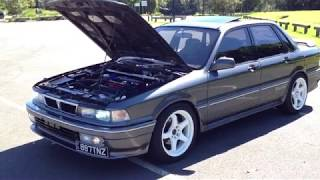 Mitsubishi Galant VR4 - Monte Carlo (E39A-002)