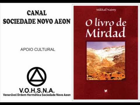 Áudio livro O livro de Mirdad - YouTube