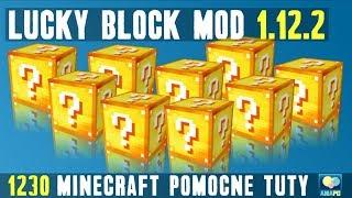 Lucky Block 1.12.2 - Jak zainstalować mody - PL Instalacja moda do Minecraft 1.12.2
