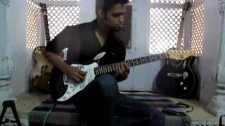 Ek haseena thi.. Ek deewana tha.. Karz Full Guitar Cover by Kartik