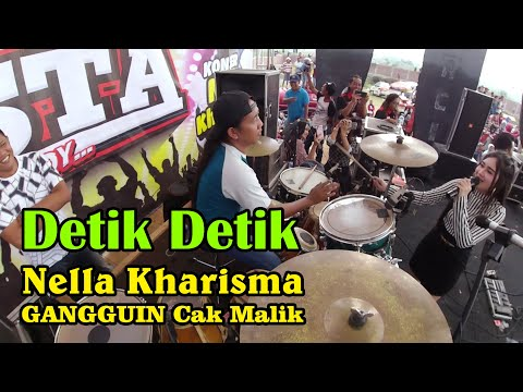 Wegah Kelangan - Nella Kharisma Lagista Live Lap. Muntung Temanggung Jawa Tengah