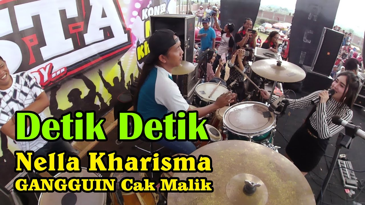 Wegah Kelangan - Nella Kharisma Lagista Live Lap. Muntung Temanggung Jawa Tengah #1
