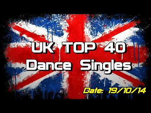 UK Top 40 - Dance Singles (19/10/2014)