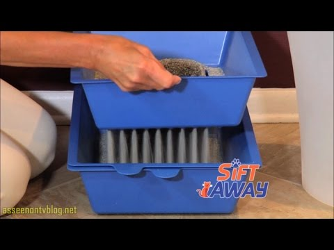 Sift Away As Seen On TV Commercial | Buy Sift Away