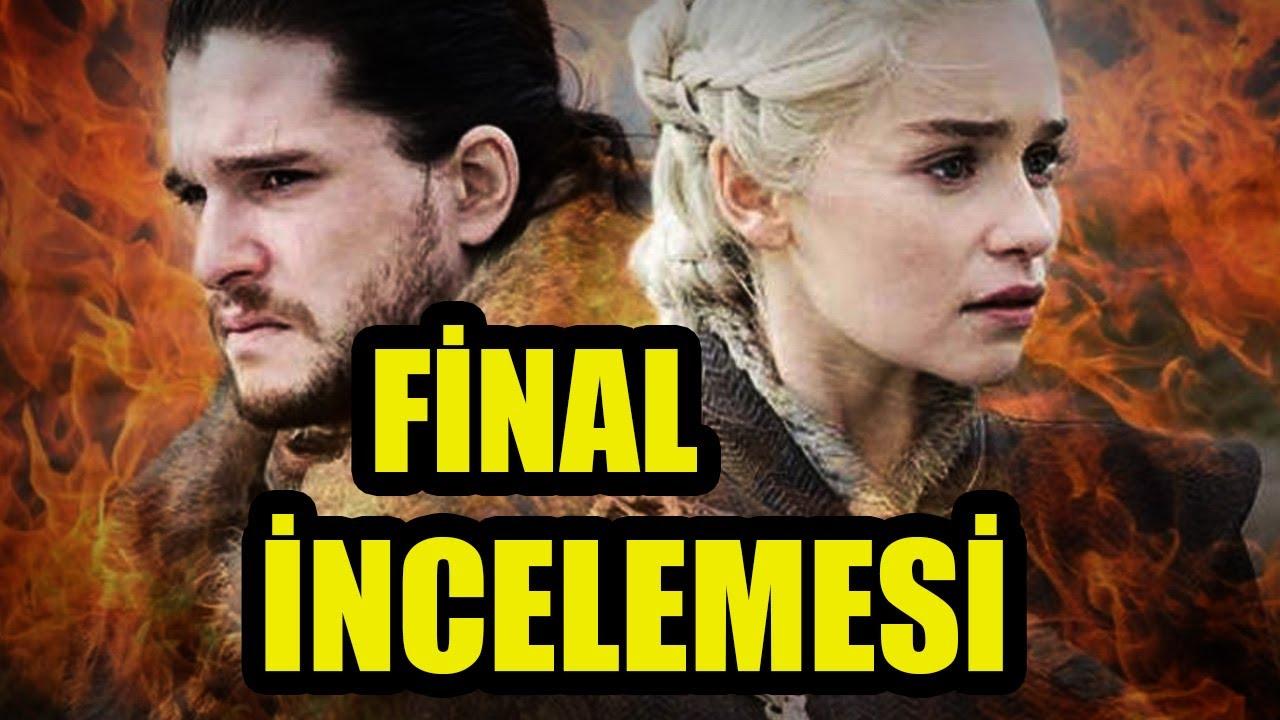 Game of Thrones 8. Sezon 6. Bölüm Full İzle Türkçe